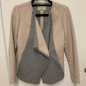 LUCKY brand wool jacket